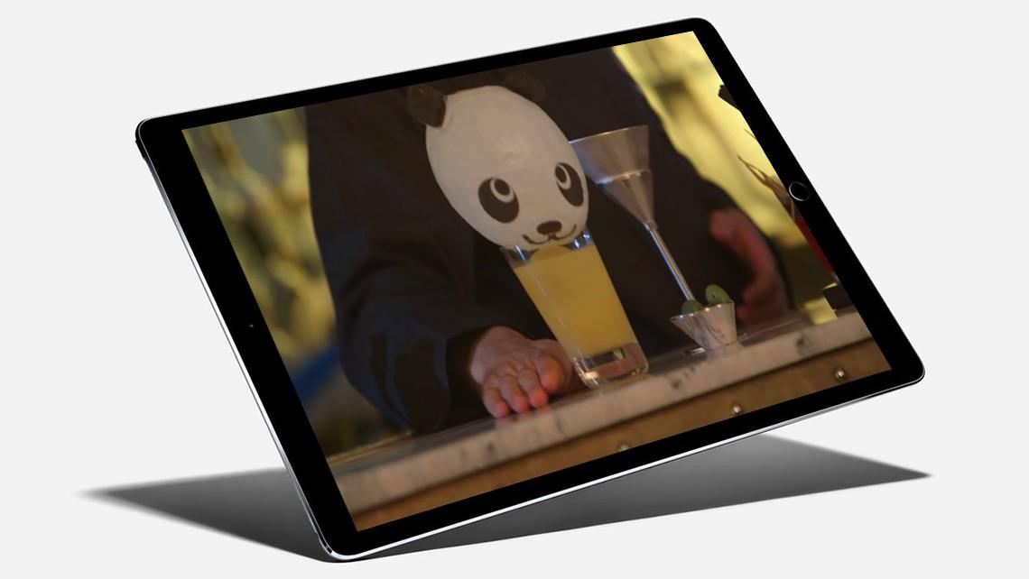 Artesian video super panda